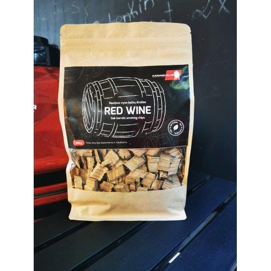 Red wine barrel chips, 900g