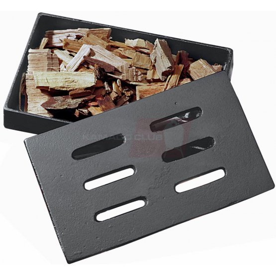 KamadoClub cast iron smoker box