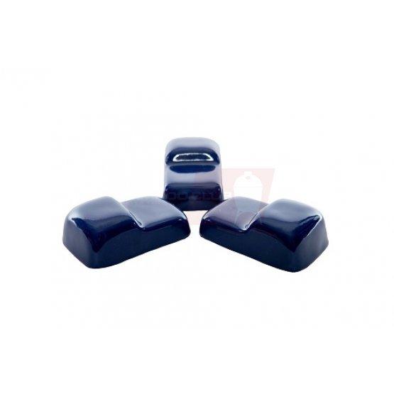 Ceramic KamadoClub grill feet, blue