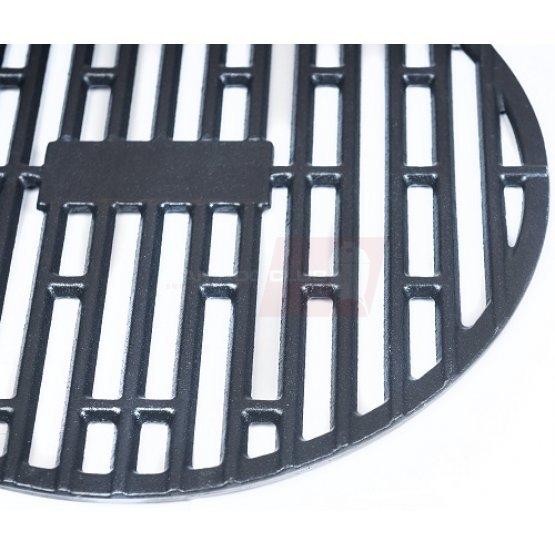 Cast iron grates, 34.5 cm