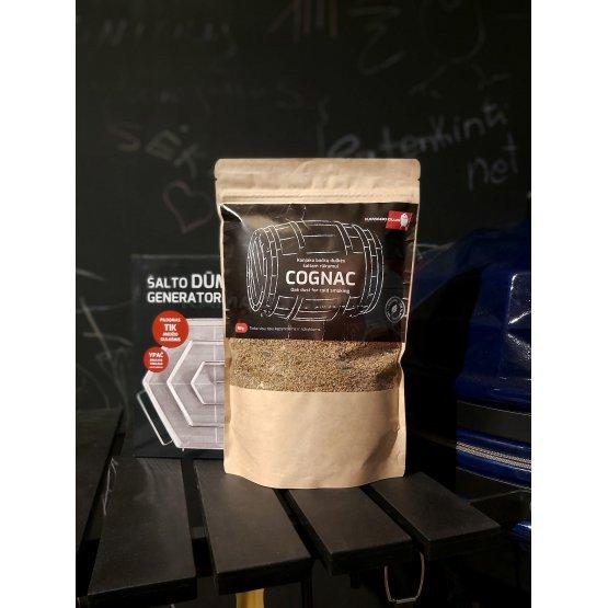 Cognac barrel dust, 450g