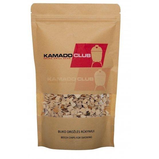 Beech wood chips, KamadoClub